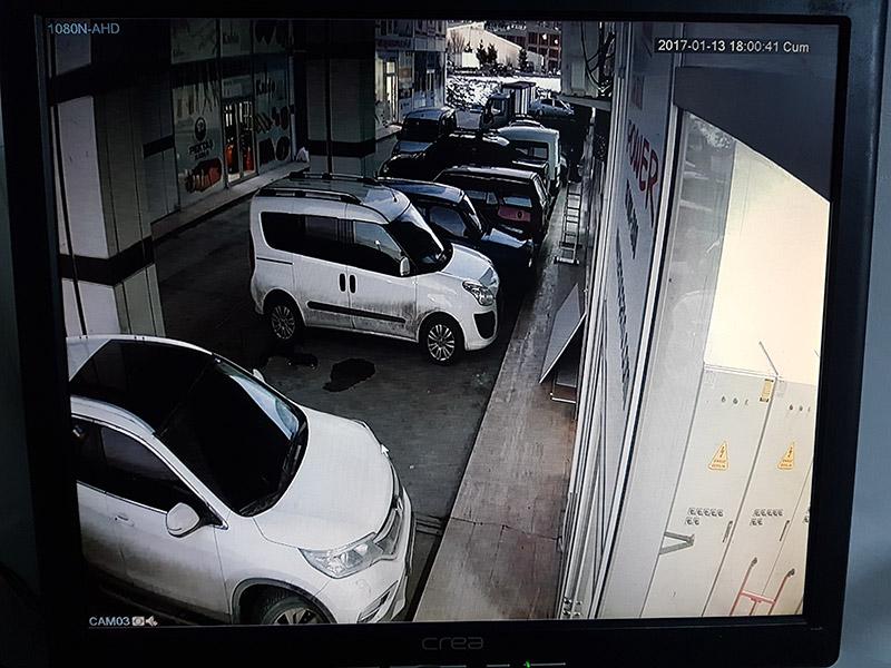 LockTurkey AHD-2030 2.0 mp Dome Kamera