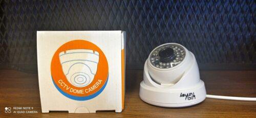 Lockturkey AHD-2030 Dome Güvenlik Kamerası Ankara