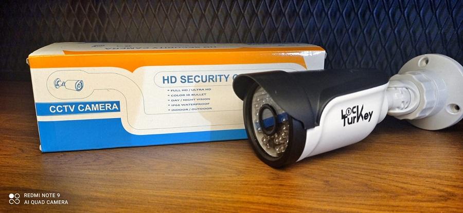 LockTurkey AHD-2030 Bullet 2.0 Kamera Ankara